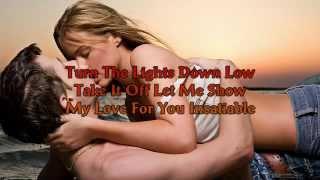 Darren Hayes - Insatiable [lyrics]