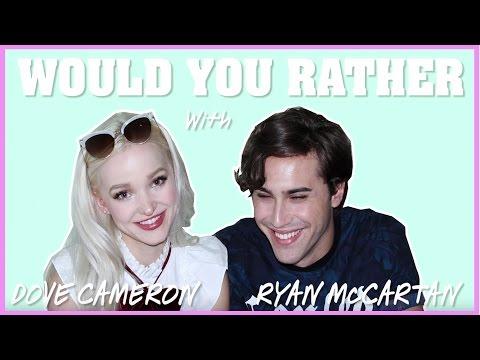 dove cameron and ryan mccartan dating 2016