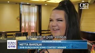 Israel a gazduit Eurovision