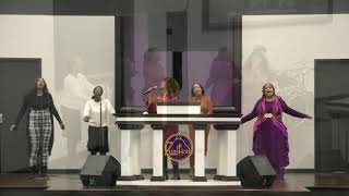 Sunday Morning Worship with Pastor Curtis Grant 3/14/21