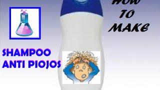 Higiene Personal: como hacer shampoo anti piojos y liendres comercial, producto para negocio -PHF