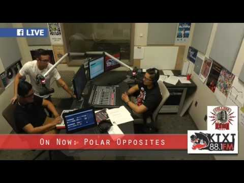 The Polar Opposites: College Radio Day Edition!
