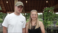 COUPLE TURNS DAIRY FARM INTO INCREDIBLE WEDDING VENUE BUSINESS