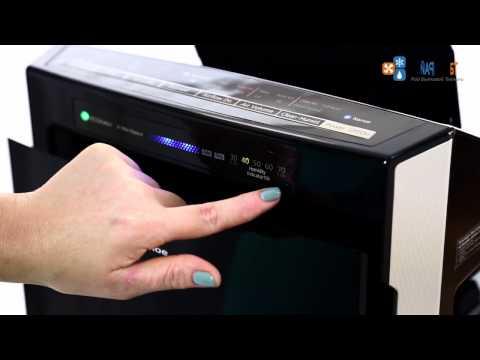 Воздухоочиститель Panasonic F-VXH 50