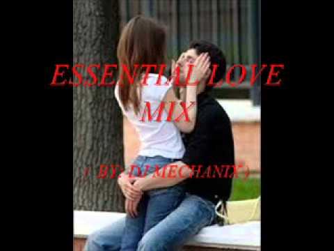 ESSENTIAL LOVE MIX  BY DJ MECH