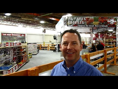 From Salvage Yard To Cutting Edge Ag Parts Business - All States Ag Parts