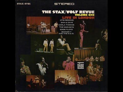 Stax-Volt Revue Live In London (Full Album)