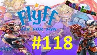 Let's Play! Flyff #118 Voll Auf Lebkuchen Lv.60 (german Hd)