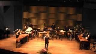 Toccata Grottesca - Tremolo Percussion Ensemble