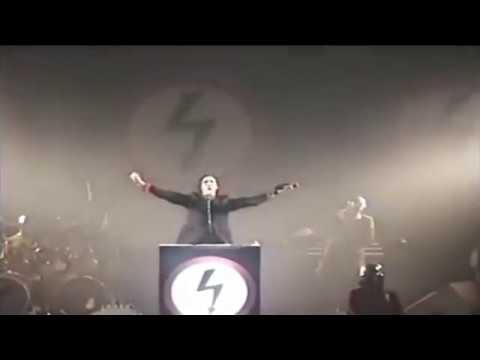 Marilyn Manson - Little Horn + Cryptorchid + Antichrist Superstar (live Montreal, Canada) (1996)
