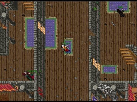 Como hacer level en vengoth castle tibia doovi for Door 999 tibia