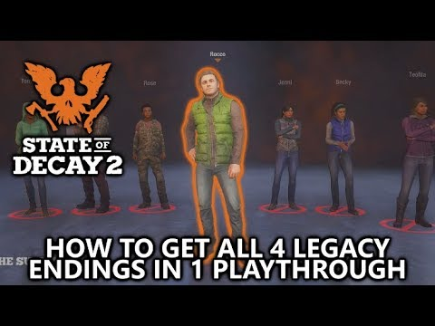 state of decay 2 multiplayer matchmaking