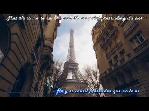 Athlete - It's best not to think about it .::subtítulos español ingles lyrics::.