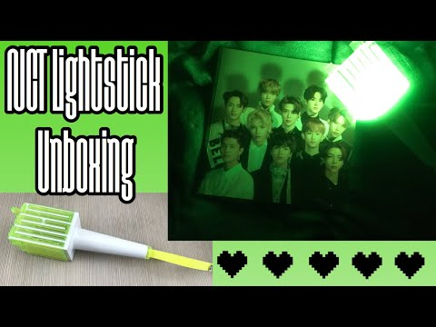 [unboxing]-nct-에시티-lightstick-detailed-unboxing-♡