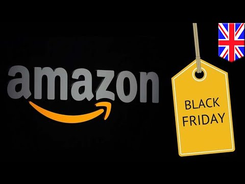 Amazon Black Friday: Retailer announces 10 days of deals to buy more Amazon junk - TomoNews
