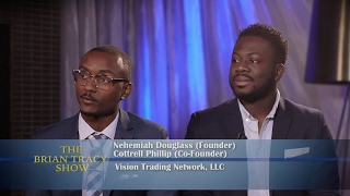 FULL TV INTERVIEW - The Brian Tracy Show - Vision Trading Network
