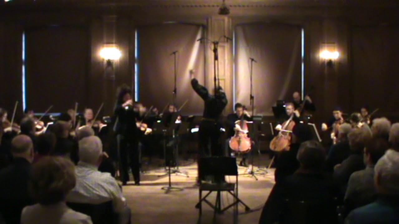 Alessandro Annunziata: Rhapsodie - Sérénade, per violino e orchestra d'archi