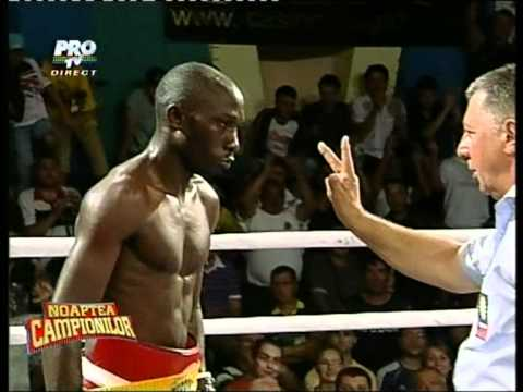 Viorel Simion  VS  Abdu Tebazalwa