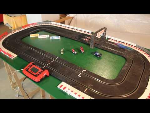 Preparar un F1 en Kit de Ostorero para Pistas Ninco Digital
