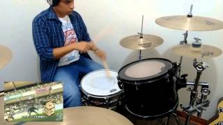 Dragon Screamer Opening Drum Cover