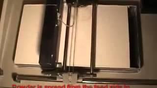 Процесс изготовления на 3D принтере(, 2014-02-18T06:57:30.000Z)