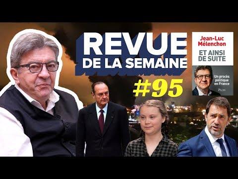 #RLDS95 : Nouveau livre, «barbares», Greta Thunberg, PMA, Chirac, Lubrizol