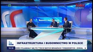 Rozmowy niedokończone: Infrastruktura i budownictwo w Polsce
