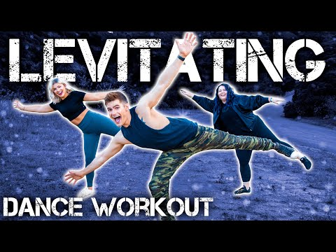 Dua Lipa - Levitating | Caleb Marshall | Dance Workout