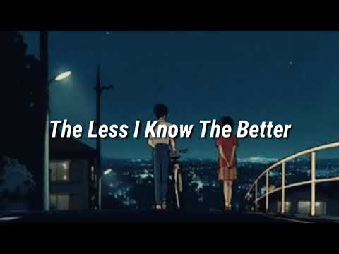 Tame Impala - The Less I Know The Better (Subtitulado ingles - español)