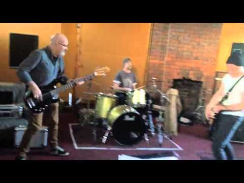 BBC6 Music Festival Rockaoke - Two Pints and a packet full of rehearsal