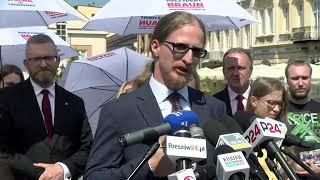 Grzegorz Braun: Podsumowanie I tury kampanii wyborczej - 11 czerwca 2021 r.