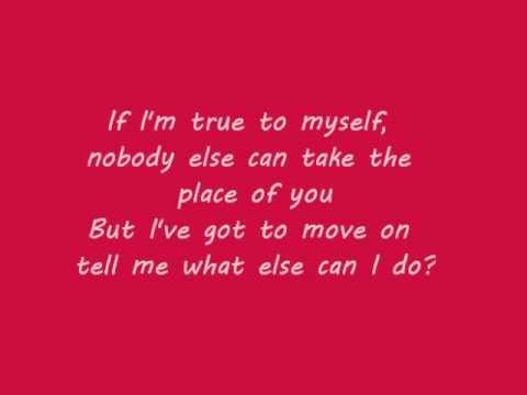 Lara Fabian  I will love again with lyrics