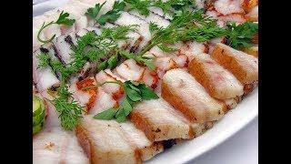 Сало Рецепт | Как домашняя колбаска   Victoria S №465