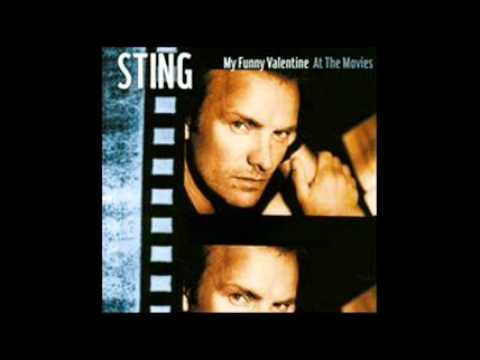 STING-MY FUNNY FRIEND AND ME