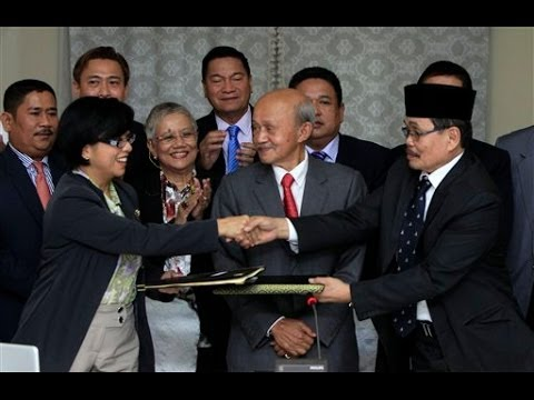 GPH-MILF peace pact