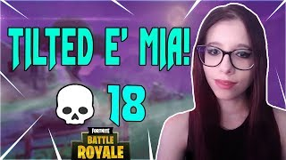 VITTORIA REALE IN SOLO CON 18 KILL! FORTNITE ITA