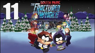 South Park: The Fractured But Whole  - Let's Play Part 11: Microagressions