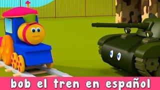 Bob, el Tren – Visita al Campamento del Ejército