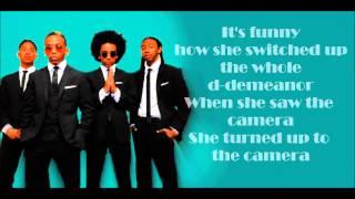 Mindless Behavior: Video ~lyrics~