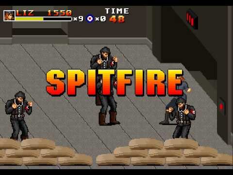Super World War 2 - Games Design - Retro SNES - Pixel Game Art