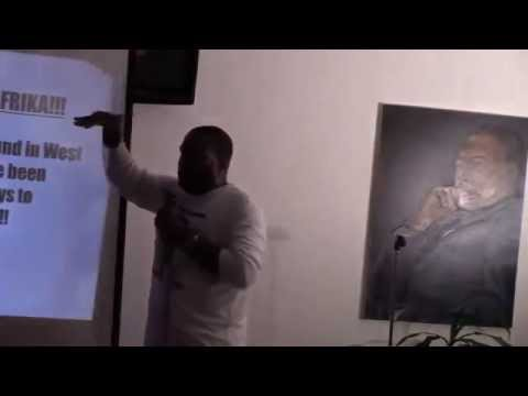 Ebola & Aids Created To Destroy Black Population Umar Johnson