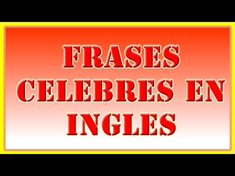 frases celebres en ingles frases celebres en ingles On frases cortas en espanol