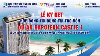 Dự Án  Napoleon castle Nha Trang . Chỉ Từ 16tr - 25tr. LH : 0934788040