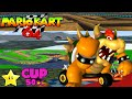 Mario Kart 64 (1996) - Grand Prix Walkthrough - Part 3 - Star Cup 50cc
