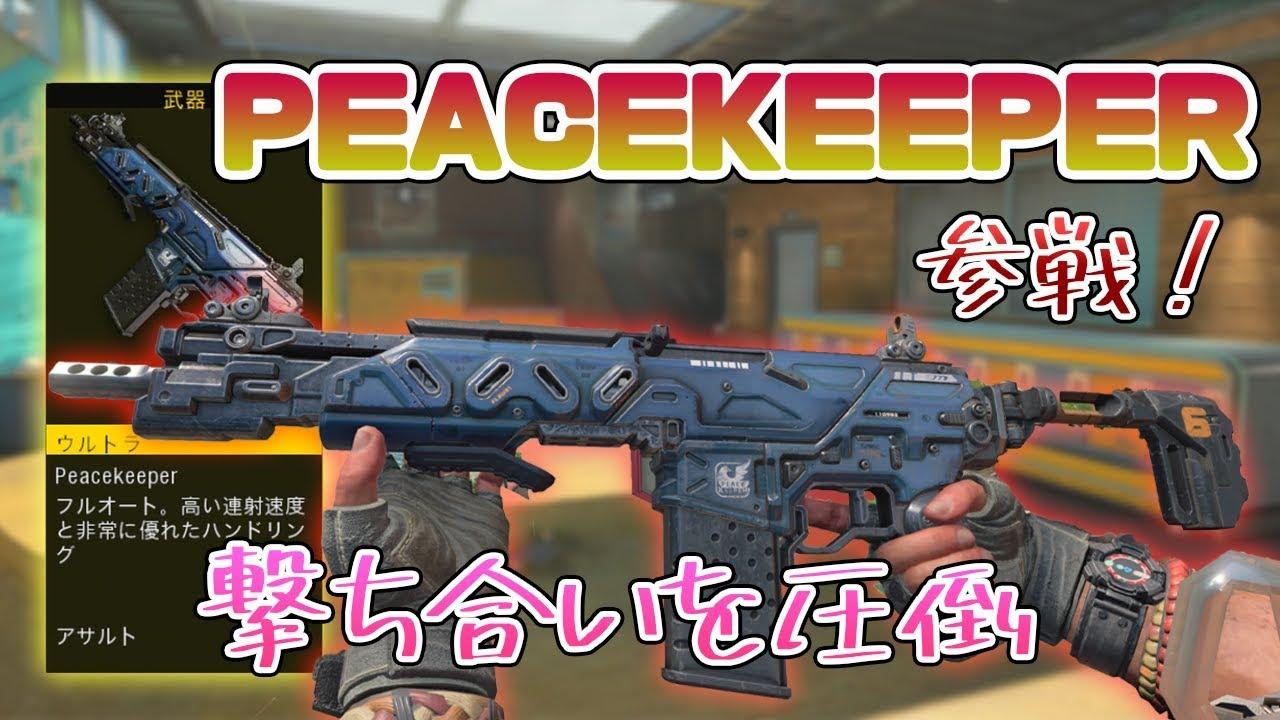 ピース キーパー bo4