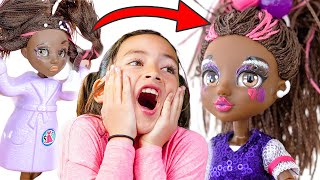 NEW FailFix Dolls! | Fix the Fail and Get Ready for the Photoshoot!
