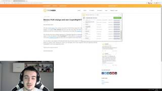 Nicehash new algorithm and Monero PoW change