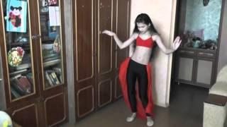 Уроки восточного танца: Урок №4