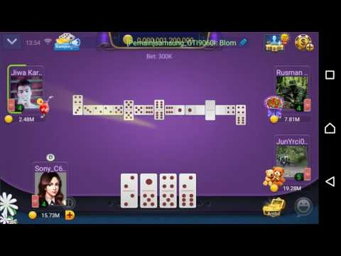 Domino Gaple Card Online Game
