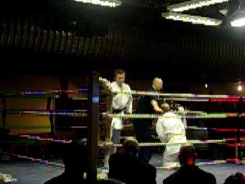 Stuart Morrish vs. Andrew Kerr (Round 2 of 2)